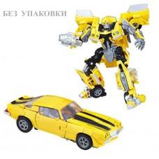 Трансформер автобот Бамблби 12 см - Bumblebee, Deluxe Class, Studio Series, Takara Tomy, Hasbro