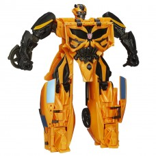 Большая игрушка Бамблби - Bumblebee, TF4, 1-Step Mega, Hasbro.