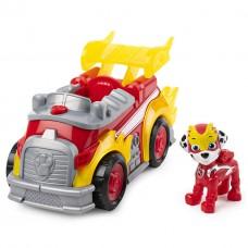 Игровой набор Щенячий Патруль: Маршалл и мегапожарная машина - Marshall Deluxe Vehicle, Super Paws, Spin Master