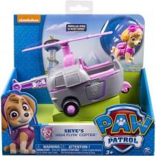 Скай и Вертолет Щенячий Патруль - Paw Patrol Skye's High Flyin, Spin Master