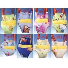 Детские Прыгунки с валиками Качели с креплением, из эко-материалов для детей от 3 месяцев, высота 180-260 см 47950-19 ks-Прыгунки -2