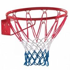 Баскетбольне кільце з сіткою для відкритих ігрових вуличних майданчиків, для дітей і дорослих, діаметр 45 см