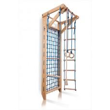 Гладиаторская сетка для дома и квартиры, спортивный детский комплекс-уголок, турник, канат, 220х80 см B8-220