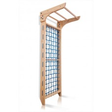 Гладиаторская сетка для дома, спортивный детский комплекс-уголок, турник 220х80 см K7-220
