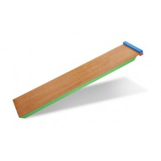 Деревянная Горка для Спортивного комплекса и Шведской стенки для детей высота 150 см нагрузка 40 кг, 30х150 см