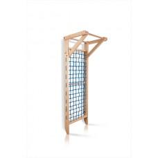 Гладиаторская сетка для дома, спортивный детский комплекс-уголок, турник 240х80 см S7-240