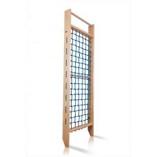 Гладиаторская сетка для дома, спортивный детский комплекс-уголок 240х80 см B6-240