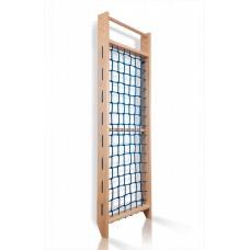 Гладиаторская сетка для дома, спортивный детский комплекс-уголок 220х80 см S6-220