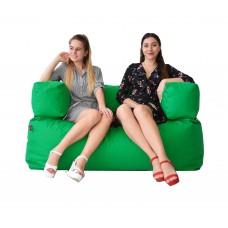 Бескаркасный диван Гарвард со съемным чехлом из ткани Оксфорд 600D, наполнитель пенополистирол 140х70х70 см