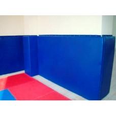 Стеновые протекторы без монтажа для проведения спортивных тренировок и соревнований 100х100х5см (цена за кв.м)