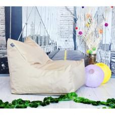 Детское Бескаркасное Кресло-мешок Вильнюс со съемным чехлом из ткани Оксфорд, цвет однотонный 70х75х65 см