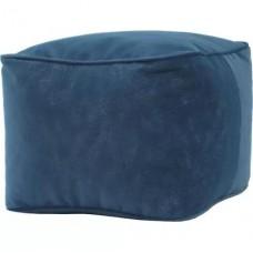 Бескаркасный Пуф Квадрат с закруглениями со съемным чехлом из ткани, наполнитель пенополистирол 40х40х25 см