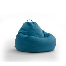 Бескаркасное Кресло-мешок Облако L со съемным чехлом из ткани Оксфорд 600 D и ручкой для переноски 140х100 см