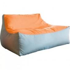 Бескаркасный диван Мадагаскар со съемным чехлом из ткани Оксфорд 600D, наполнитель пенополистирол 130х90х70 см