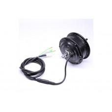 Мотор редукторный BAFANG FM G020 для переднего колеса электровелосипеда напряжение 48В, 350Вт, цвет черный