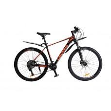 Горный Велосипед Cronus Dynamic 520 колеса 27.5 дюймов, алюминиевые педали и рама 22 дюйма - Черный-Оранжевый