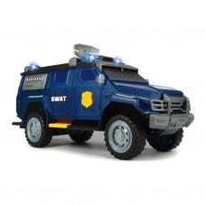 Детская Игрушка для мальчиков Автомобиль особого назначения SWAT, свет и звук, открывающиеся двери - Dickie Toys