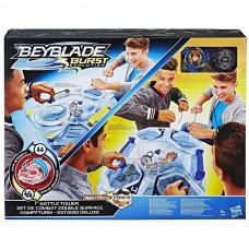 Детский Игровой Набор Стадион с 2 волчками и 2 устройствами Бейблэйд - BeyBlade Switchstrike Stadium, Hasbro