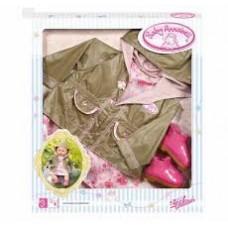 Демисезонная Одежда Для Детских Игровых Кукол Беби Аннабель для прогулок на улице Zapf Creation Baby Annabell