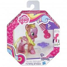 Детская Игрушка Для Девочек Май Литтл Пони Флауэр Вишес блестки Cutie Mark Magic My Little Pony Hasbro Хасбро