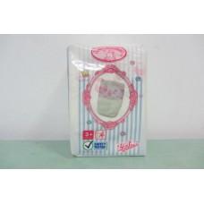 Набор для девочек: Игрушечные Подгузники для пупсов и кукол Бэби Аннабель, 5 штук - Baby Annabell Zapf Creation