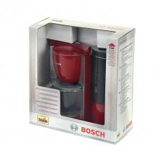 Детская Игрушечная Кофемашина для игровой кухни с мерным кувшином, резервуар для воды, без нагрева - Bosch Klein