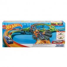 Детский Игровой набор Хот Вилс Конструктор трасс Грандиозные столкновения на несколько машин Hot Wheels Mattel 58301-14 tst-1071922512