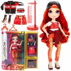Кукла для девочек Руби Андерсон Рейнбоу Хай с 2 комплектами одежды и 20 сюрпризами - Rainbow High Fashion Dolls