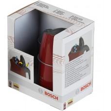 Детский Игрушечный Чайник Bosch для девочек с переключателем, откидной крышкой и использованием воды, Klein