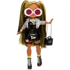 Игровой набор Большая Кукла ЛОЛ Леди-Гранж с 20 модными аксессуарами - LOL Surprise! OMG  Alt Grrrl Fashion MGA