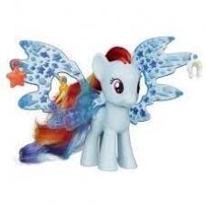 Детский Игровой Набор Рейнбоу Дэш Делюкс с волшебными крыльями Моя Маленькая Пони - My little Pony Hasbro