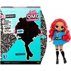 Ігровий набір з лялькою ЛОЛ Class Prez з одягом, підставкою і аксесуарами, висота 27см - LOL Surprise! OMG S3