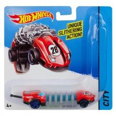 Игрушка Детская Для Мальчиков Машинка Мутант гоночная красная Хот Вилс Hot Wheels Top Speed GT Mattel Маттел