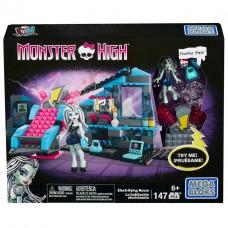 Детский Игровой Конструктор для девочек Комната Фрэнки Штейн с мини-фигуркой 147 дет. Mega Bloks Monster High 59213-14 tst-684844095