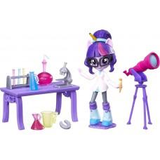 Игровой набор Научная лаборатория Твайлайт Спаркл Моя Маленькая Пони, 12 см - My Little Pony Equestria Girls