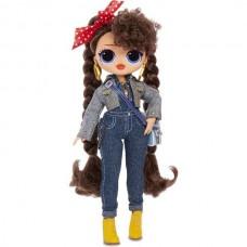 Игровой набор Большая Кукла ЛОЛ Техно-леди с 20 модными аксессуарами - LOL Surprise! OMG Busy B.B. Fashion MGA