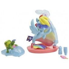 Игровой набор для девочек Радуга Дэш Подводный спорт Моя Маленькая Пони - My Little Pony Undersea sports Hasbro