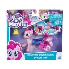 Детский Игровой Набор для девочек Пони в волшебных платьях Пинки Пай Мерцание - My Little Pony Pinkie Pie Hasbro