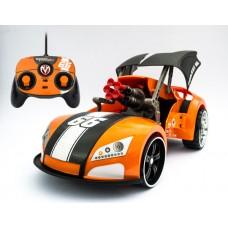 Детская Машинка Авто Трансформер Уличный Патруль, радиоуправление, пушка, Street Troopers Project 66, Maisto