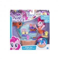 Игровой Набор для девочек Подводное кафе Пинки Пай Мерцание - Pinkie Pie My Little Pony Undersea cafe Hasbro