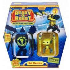 Игровой набор для мальчиков ЛОЛ Капсула и минибот с метающим оружием желтый L.O.L. Surprise Ready2Robot