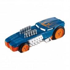 Игрушка Детская Машинка Хот Вилс Молниеносные половинки синяя Hot Wheels Split Speeders Chopped Rod Mattel