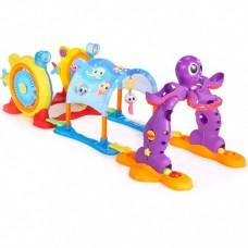 Детский Игровой Музыкальный Развивающий Центр Тайны океана 3в1, шарики, 15 вариантов игры, звуки Little Tikes