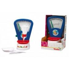 Детские Игрушечные Механические Весы на 300 грамм, для игры в Магазин, высота 25 см, Симба - Funny Shopper Simba