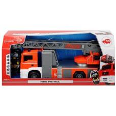 Игрушка Детская Для Мальчика Пожарная машина на дистанционном управлении 50 см красная звуковой Dickie Toys
