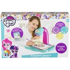 Набор для детского Творчества Моя Проекционная Станция для рисования с 3 дисками, My Little Pony, Hasbro
