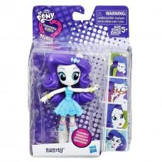 Детская Игровая Мини-кукла для девочек Еквестрии Рарити Equestria Girls Minis Rarity Doll My Little Pony