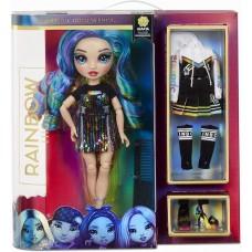 Лялька для дівчаток Амая Реін Рейнбоу Хай з 2 комплектами одягу і сюрпризними аксесуарами - Rainbow High S2