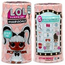 Детская Игрушка Для Девочек Кукла ЛОЛ с волосами 15 сюрпризов L.O.L. Surprise Hairgoals Makeover Series MGA