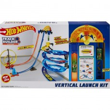 Детский Игровой Набор Хот Вилс Гоночный Трек Гонки по вертикали 3 варианта сборки Hot Wheels Track Builder 58306-14 tst-1079986434